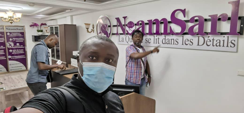 OUVERTURE DU SIEGE NOAM SARL A POINTE-NOIRE AU CONGO